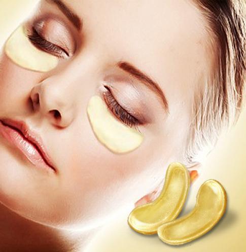 Facial eye treatment